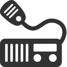 256x256px size png icon of Military Marine radio