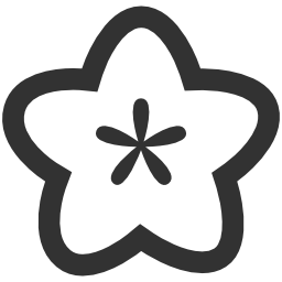 256x256px size png icon of Plants Trees Flower
