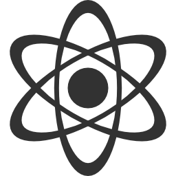 256x256px size png icon of Sciences Classes Physics