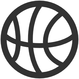 256x256px size png icon of Sport Activities Basketball