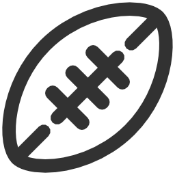 256x256px size png icon of Sport Activities Rugby