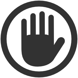 256x256px size png icon of System Private