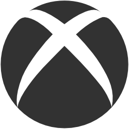 256x256px size png icon of Video Game Consoles Xbox