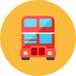 Bus Vector Icons Free Download In Svg Png Format