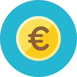 Euro Coin Icon Free Download As Png And Ico Formats Veryicon Com