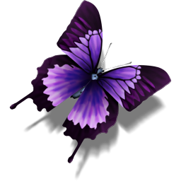 256x256px size png icon of Other Butterfly