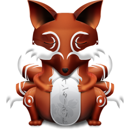 256x256px size png icon of Software Firefox