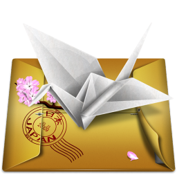 256x256px size png icon of Software Mail