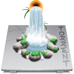 256x256px size png icon of Software Torrent