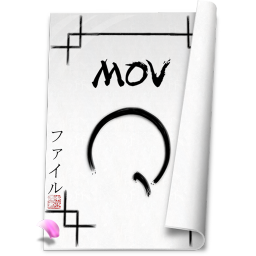 256x256px size png icon of System mov