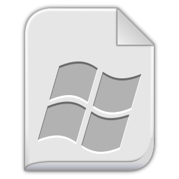 256x256px size png icon of app x msdownload