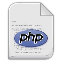 256x256px size png icon of app x php