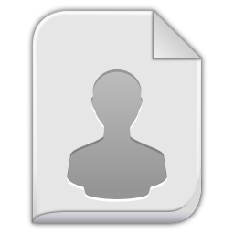 256x256px size png icon of authors