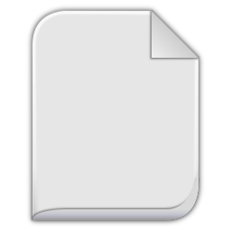 256x256px size png icon of empty