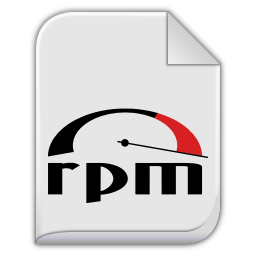 256x256px size png icon of rpm