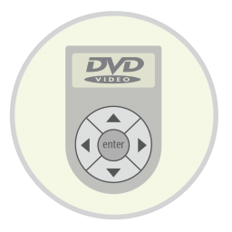 256x256px size png icon of DVD Player