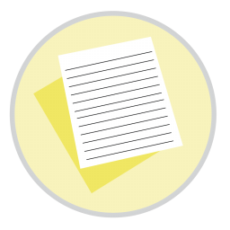 256x256px size png icon of Text Edit