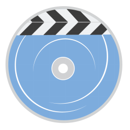256x256px size png icon of iDVD