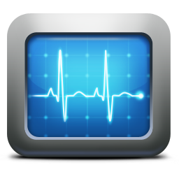 256x256px size png icon of Activity Monitor