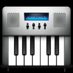 256x256px size png icon of Audio MIDI Setup