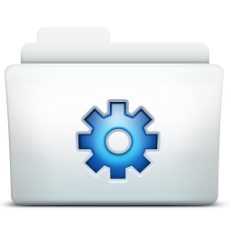 256x256px size png icon of Folder Tools