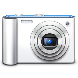 256x256px size png icon of Image Capture