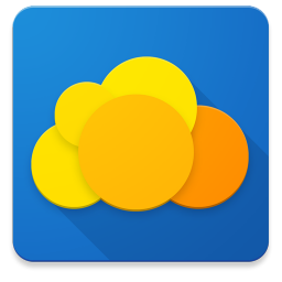 256x256px size png icon of Mail ru Cloud