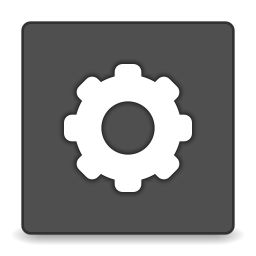 256x256px size png icon of Actions system run