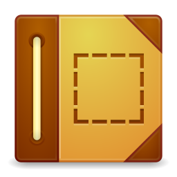 256x256px size png icon of Apps eog
