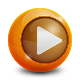 256x256px size png icon of Adobe Media Player