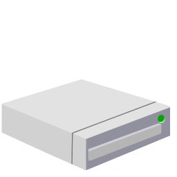 256x256px size png icon of ModernXP 19 Drive
