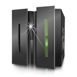 256x256px size png icon of Backup IBM Server