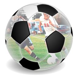 256x256px size png icon of Games Soccer