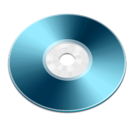 256x256px size png icon of Device Optical CD