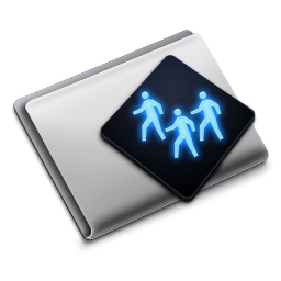 256x256px size png icon of Folder Sharepoint