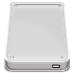 256x256px size png icon of Hard Disk Firewire