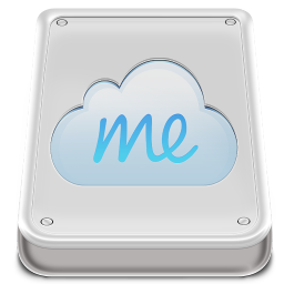 256x256px size png icon of Hard Disk ME