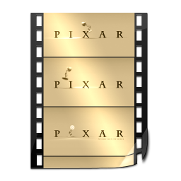 256x256px size png icon of Toolbar Regular Movie