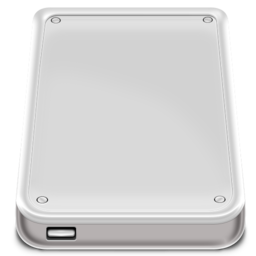 256x256px size png icon of Device   USB