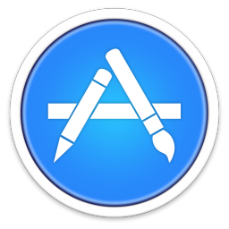 256x256px size png icon of App Store