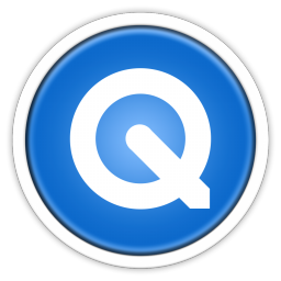 256x256px size png icon of QuickTime alt