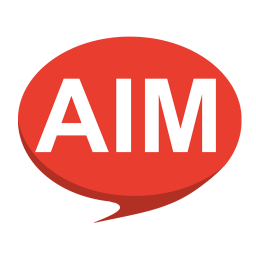 256x256px size png icon of Communication aim