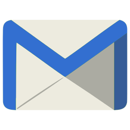 256x256px size png icon of Communication email 2