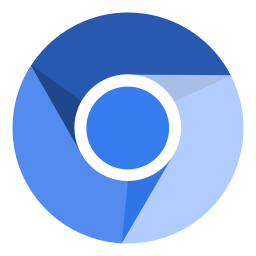 256x256px size png icon of Internet chromium