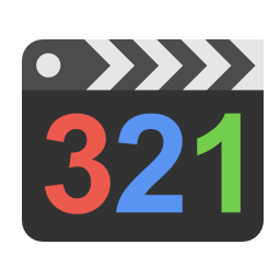 256x256px size png icon of Media mpc hc