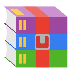 256x256px size png icon of Other winrar