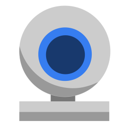 256x256px size png icon of System webcam