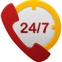 256x256px size png icon of 247