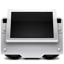 256x256px size png icon of 1 Desktop