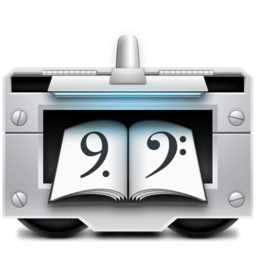 256x256px size png icon of 1 Library